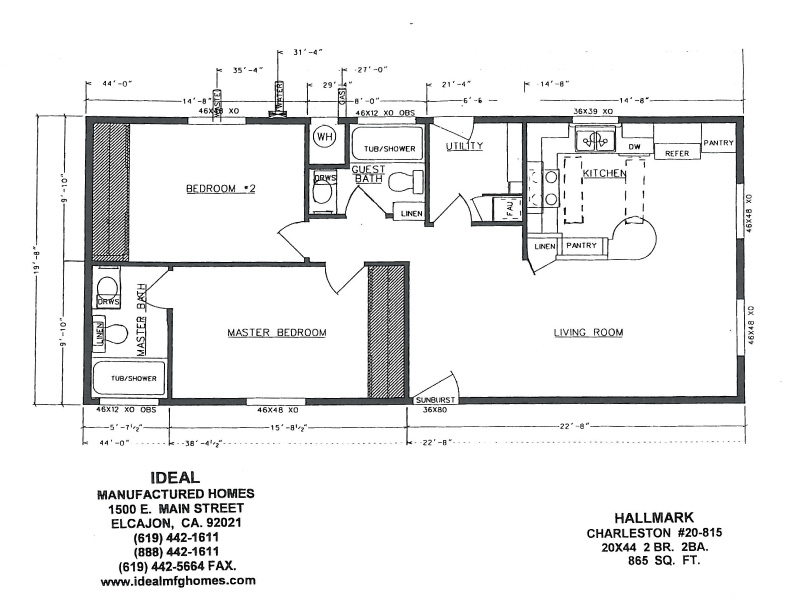 23 cool 20 wide house plans building plans online 31742